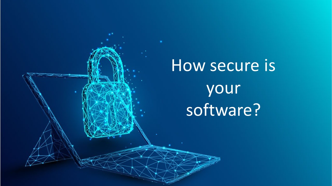 How Secure is Your Software?