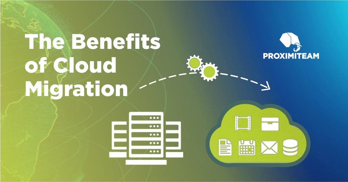 The Benefits of Cloud Migration