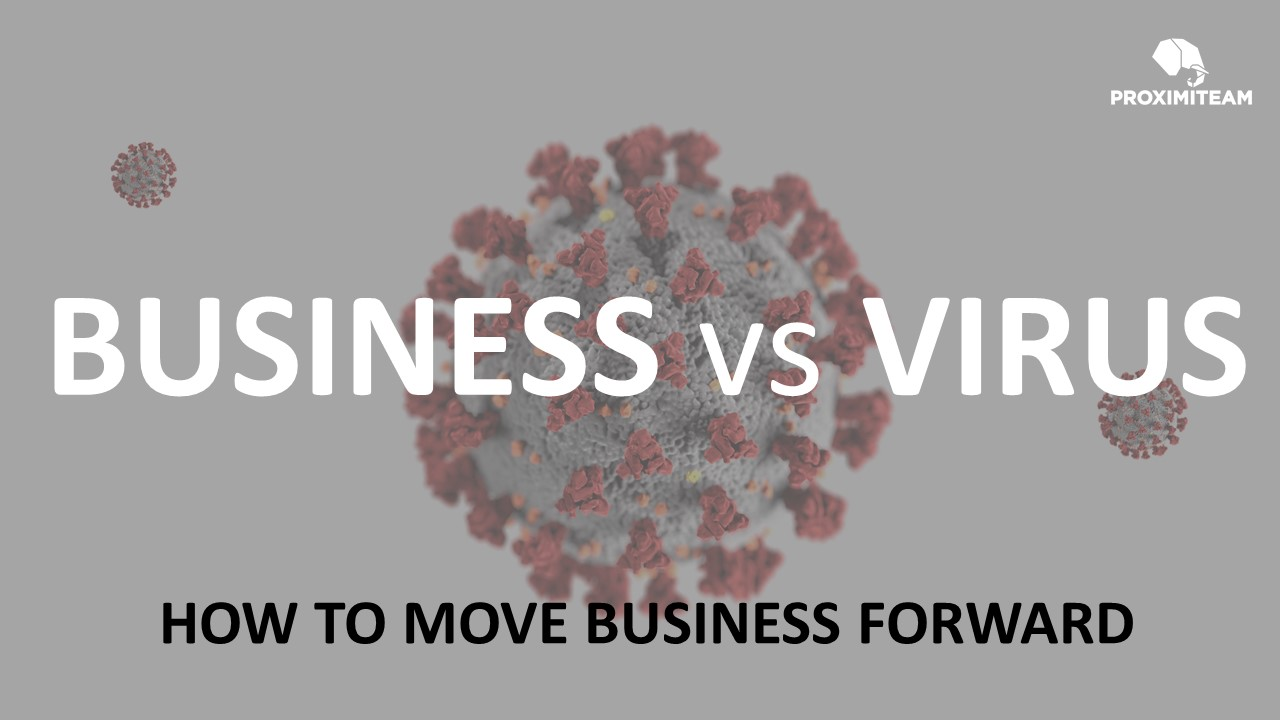 How to Move Business Forward in a Trying Time